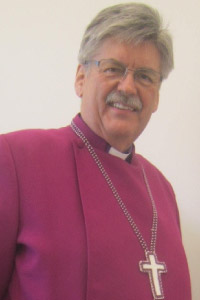 Bishop Tom Corston